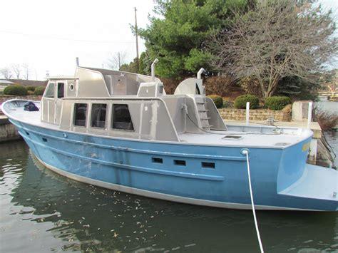 trawler boats for sale in michigan 56 seaton trawler 2013 for sale in new buffalo michigan