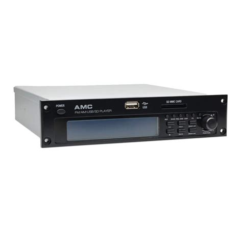 Amc Live Radio Player Sisme Riproduttori E Registratori