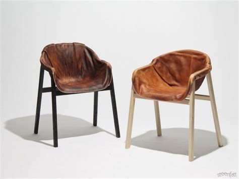 Unique Chairs by Unique Chair With Hardened Leather As Seating Hardened
