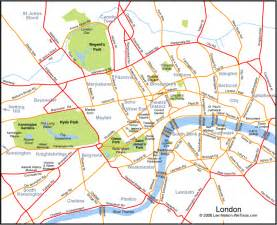 London England Map by Sample Vector City Map London Images Frompo