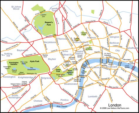 london sections map map of london uk england neighborhoods with closest