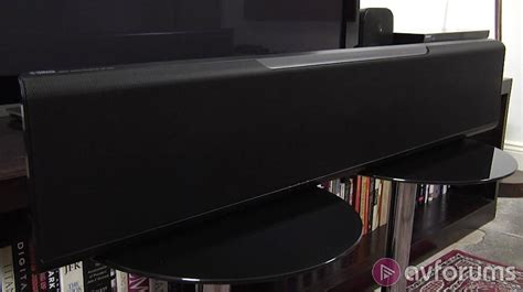 yamaha ysp  dolby atmos soundbar review avforums