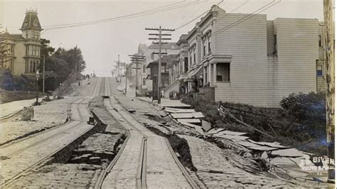 Bed Shaker Survivors Recall Horror Of 1906 Great Quake And Fires In