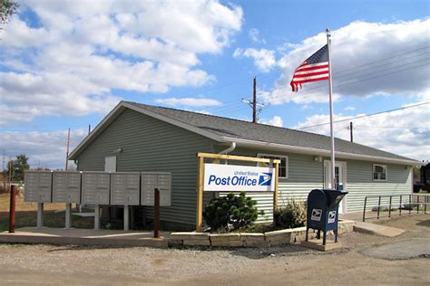 Muscatine Post Office by Iowa Backroads Featuring A New Iowa Photo Each Weekday