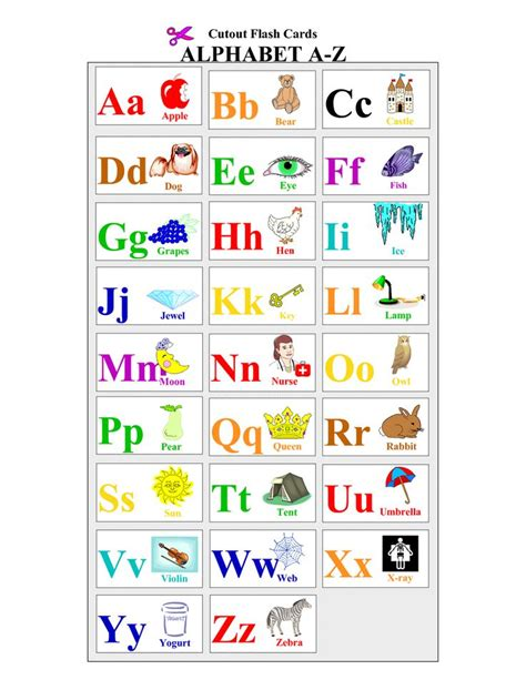 printable flash cards kindergarten 244 best alphabet and numbers learning images on pinterest