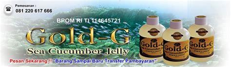 Obat Maag Herbal Gold G obat herbal maag kronis jelly gamat gold g trobosan