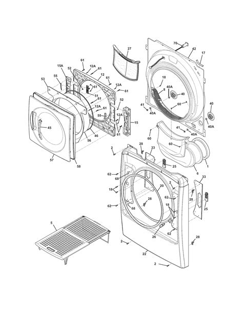 wiring diagram for kenmore elite electric dryer wiring