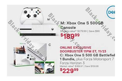 cyber monday xbox one deals 2018
