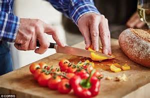 Different Kitchen Knives Hygienist Dr Lisa Ackerley Says Germs Lurk On Kitchen