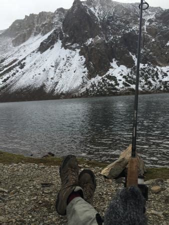 Lake Front Cabins June Lake Ca by Fishing At A Nearby Lake In Tioga Pass Picture Of Lake