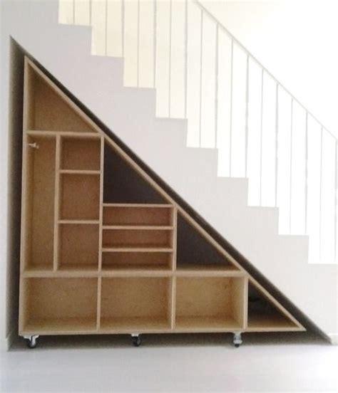 under stair shelving waka waka triangle compartment shelf a hold all on wheels