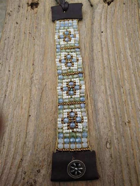 Bead Woven Bracelet best 25 woven bracelets ideas on diy