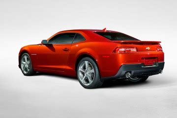 2016 camaro: 6 fast facts motor review
