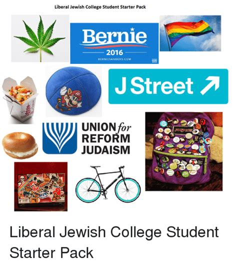College Liberal Meme Identity - 25 best memes about jewish and starter packs jewish and
