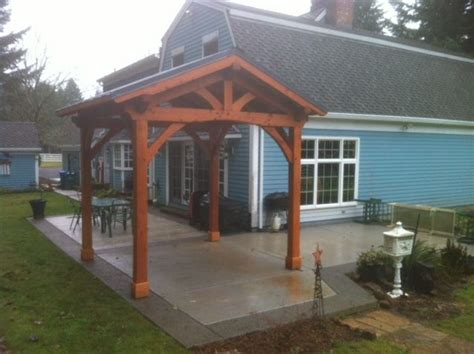 Backyard Pavillion by Backyard Pavilion Kits Outdoor Living Timber Frame