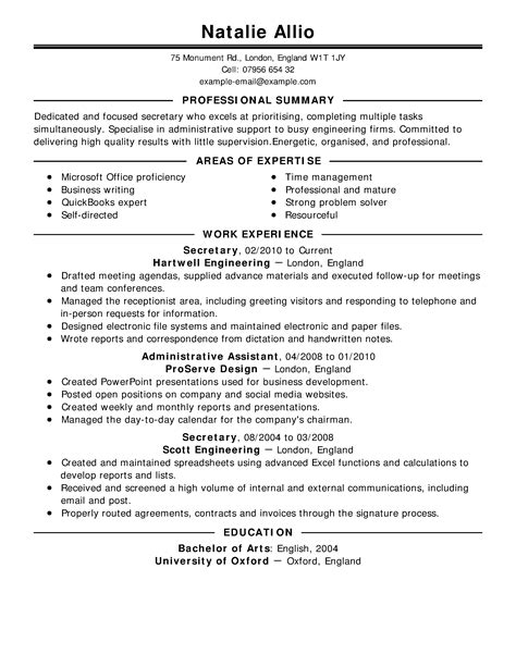 exles of resumes exle 2016 resume with
