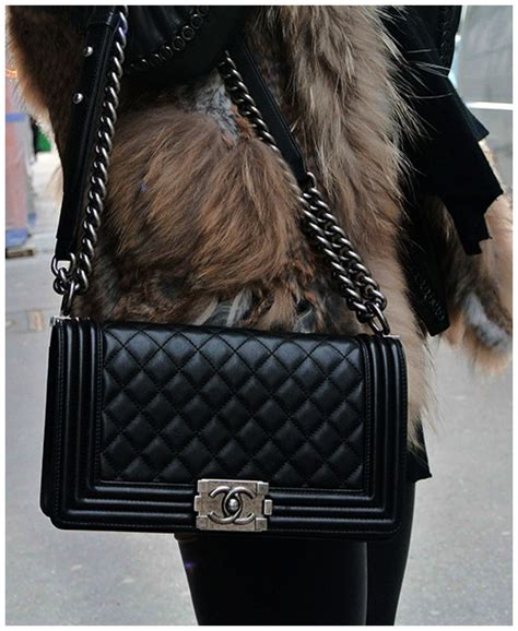Chanel Quilted Boy Bag Price by Real Vs Chanel Quilted Boy Bag