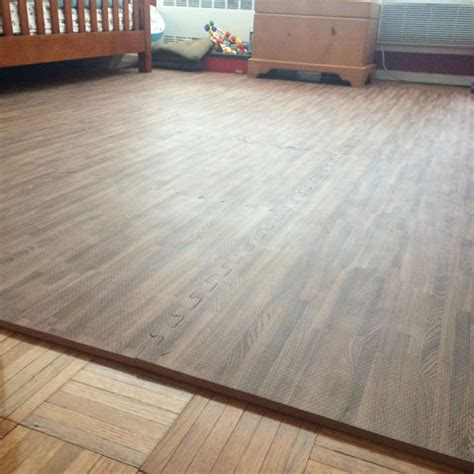 Interlocking Wood Floor by Interlocking Floor Tiles Interlocking Foam Tiles