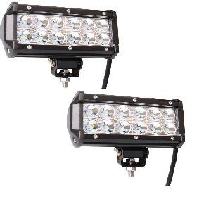 7 led light bar 7 quot light bar automotive universe