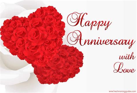 Happy Wedding Anniversary Wishes Quotes