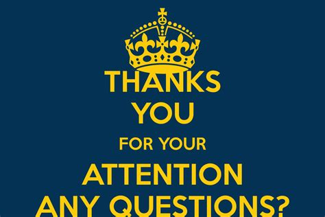 thanks you for your attention any questions poster