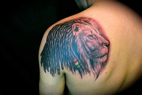 rasta lion tattoo rasta of judah www imgkid the image