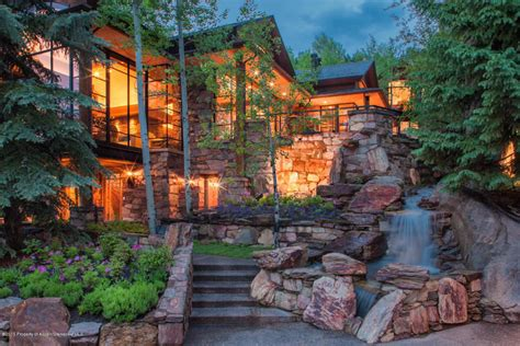 Luxury Homes For Sale In Aspen Colorado The Pond House Ultra Luxurious 39 75 Million Mansion In Aspen Colorado Luxury Pictures