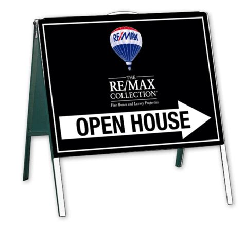 real estate a frame open house signs real estate a frame open house signs 28 images re max the re max collection real