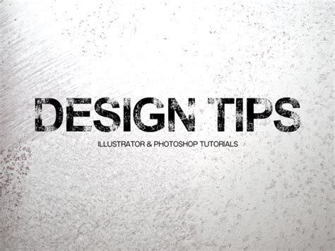 design font photoshop how to create rough font photoshop