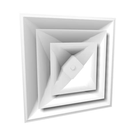 square ceiling diffuser diffusers