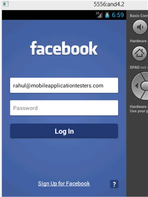 facebook login layout android facebook log in android the best sites in the world