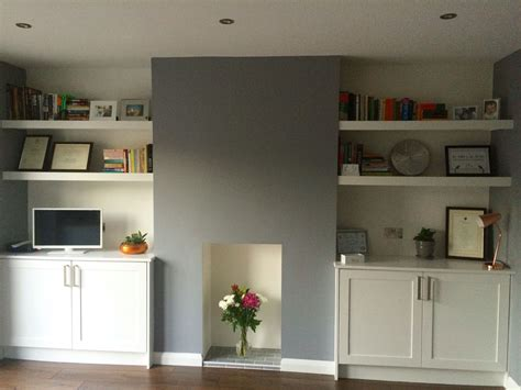 the finished room just love this grey dulux natural