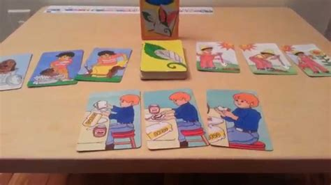sequencing cards by brighter child teach children sequencing youtube