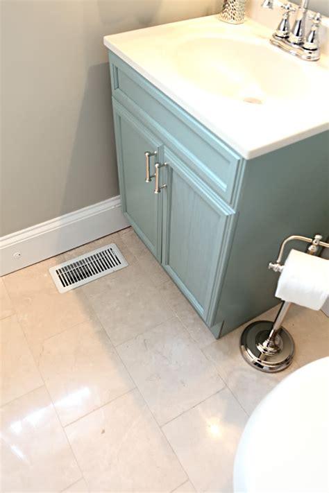 bathroom register office bathroom reveal bower power