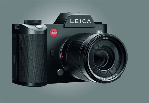 mirrorless professional on with the new leica sl mirrorless digital