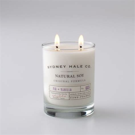 Candle Warning Labels Template Free