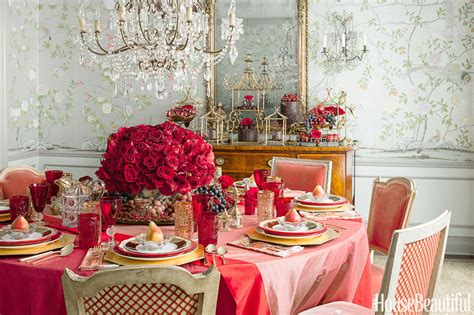 valentines day table decor 12 s day table decorations tablescape