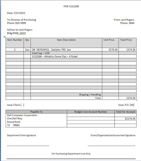 purchase request form order template 20 free word