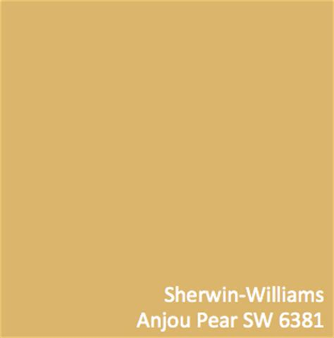 sherwin williams anjou pear sw 6381 this is the winning color for the dining room i