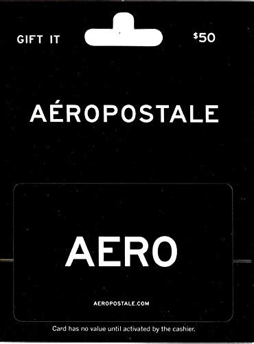 How To Use Aeropostale Gift Card Online - aeropostale gift card 50 amazon lightning deal picks coupon karma
