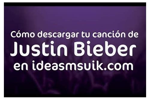 descargar confident mp3 por justin bieber -