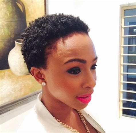 black mzansi african celebrities hairstyles different fabulous low cut hairstyle options yaa somuah
