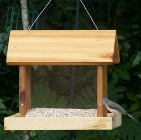 these free bird feeder plans are for the kreg pocket jig.