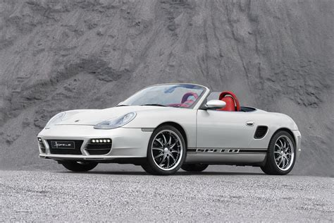 First Porsche Boxster by Hofele Design Targets The First Generation Porsche Boxster