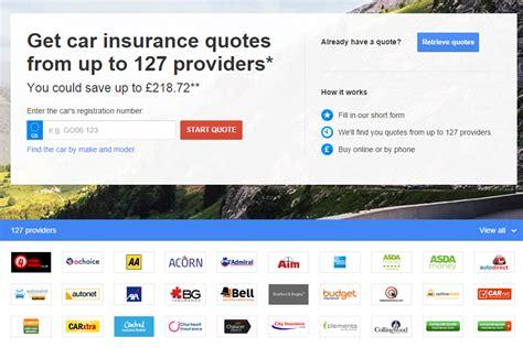 Compare Car Insurance 1 by Compare Seeking To Bring Auto Insurance Comparisons
