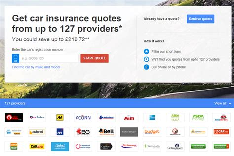 Google Compare seeking to bring auto insurance comparisons