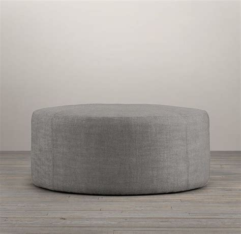 upholstered ottoman round 1000 images about cool libraries on pinterest furniture