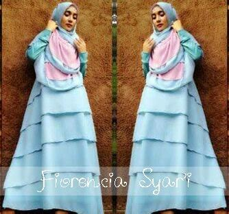 Ns Sabri Bahan Twiscone Fit To L 1 setyaolshop dress hijabers cantik dan elegan setyaolshop