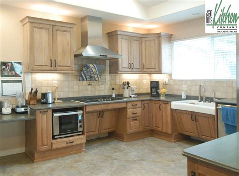 Handicap Accessible Kitchen Cabinets San Luis Wheelchair Accessible Kitchen