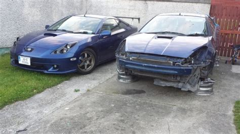 2000 Toyota Celica Motor For Sale 2000 Toyota Celica Trd Sport M For Sale For Sale In Naas